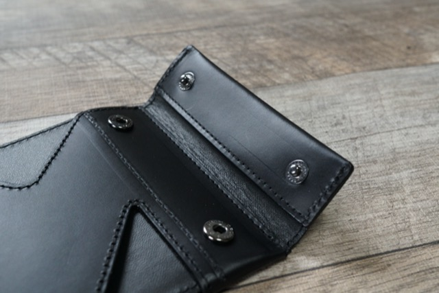 abrAsus 薄い財布 ブッテーロレザー ブラック ブラウン アブラサス 比較 小銭入れ