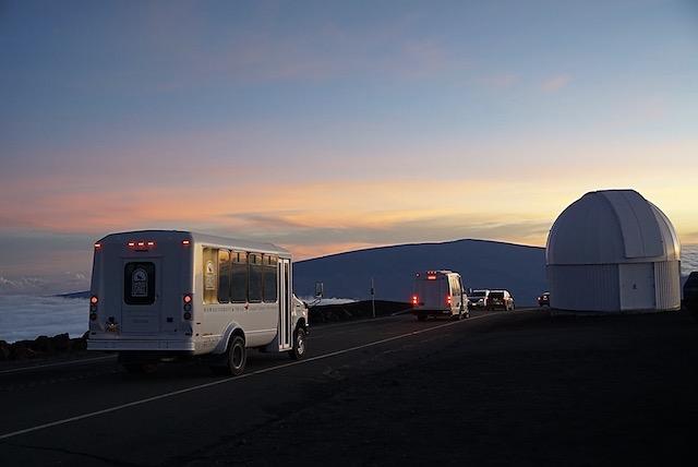 マウナケア 星空 夕陽 サンセット ツアー