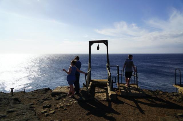ハワイ島 サウスポイント 南端