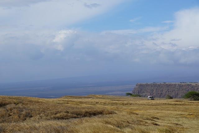 ハワイ島 サウスポイント 南端 世界の果て