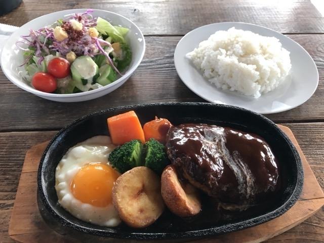 サンシャインステーブル マベリック 九十九里 おすすめ レストラン ランチ 乗馬 サーフィン 一宮 オリンピック ハンバーグ