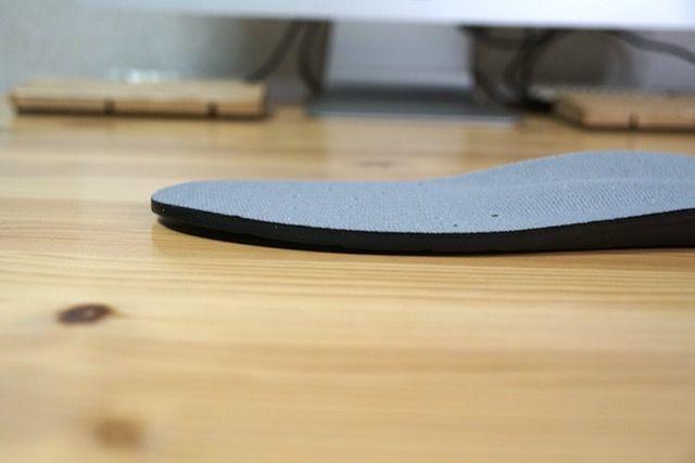 インソール 足底筋膜炎 足の裏 膝 痛み 治す ソール 靴 スニーカー 革靴 立ち仕事 足の疲れ むくみ