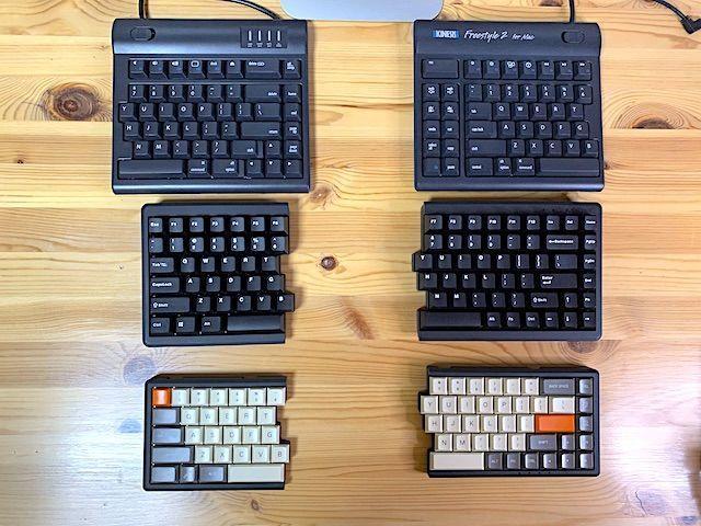 MD770 RGB BT Bluetooth Mistel BAROCCO 分離型 キーボード Cherry MX メカニカル フィルコ 肩こり 首 疲れ減る アーキサイト リストレスト freestyle2 Mac エルゴノミクス