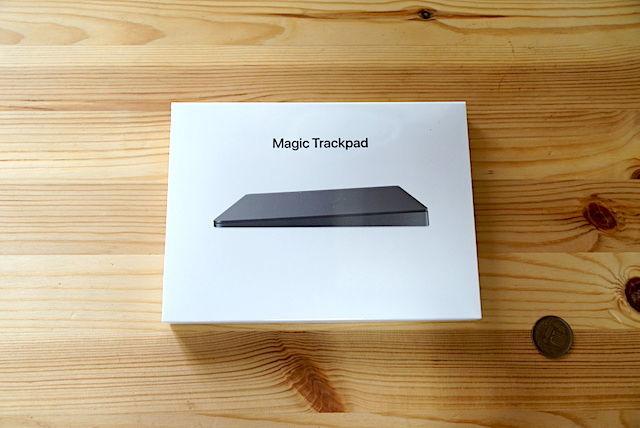 Magic Trackpad2