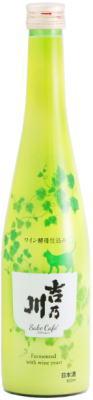 なんとワイン酵母でつくった日本酒です