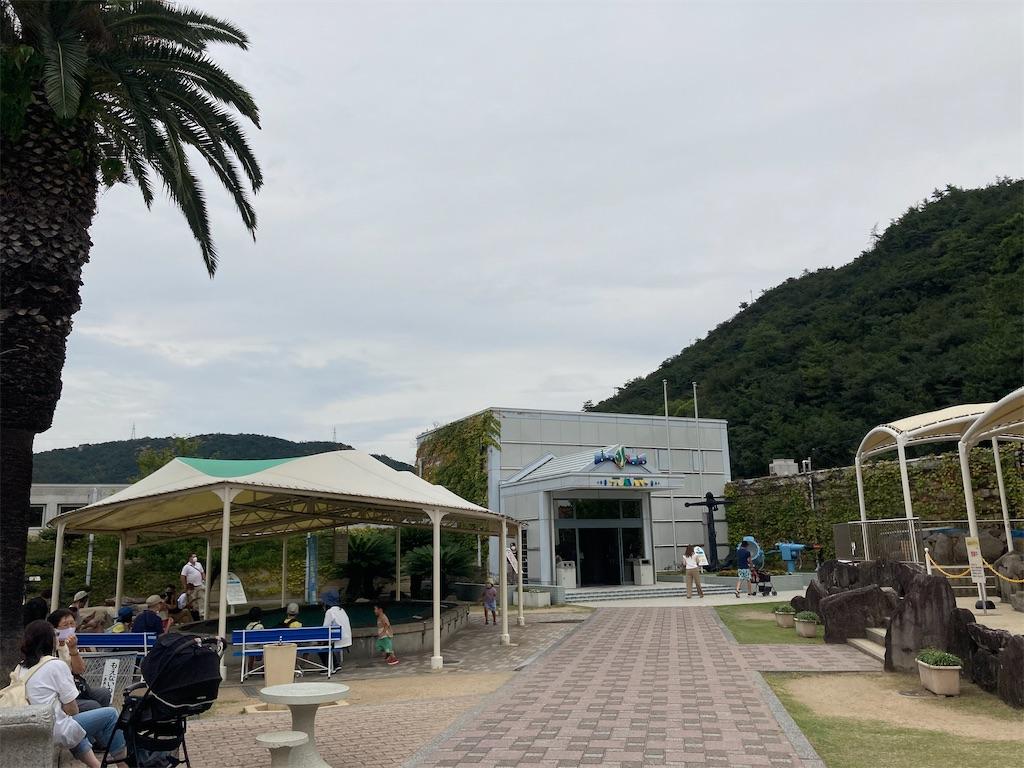 渋川マリン水族館建物