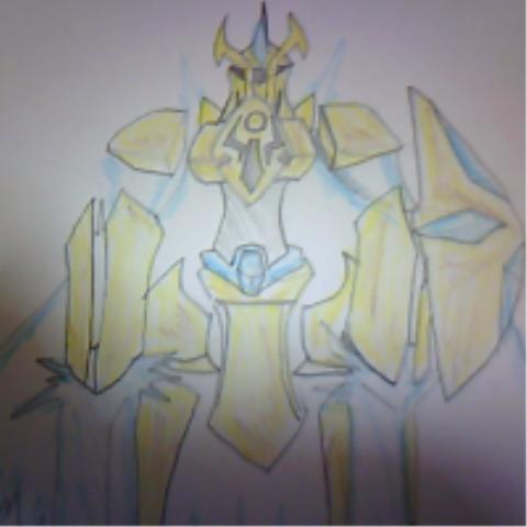 黄金の剣聖 OXベルセルク
