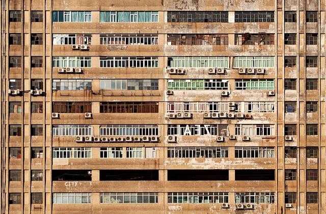 マンションの外観イメージ