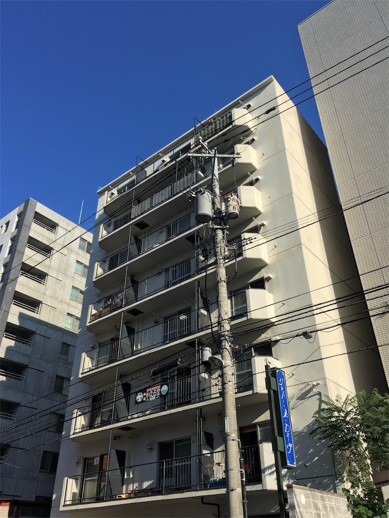 札幌市中央区にあるspace1-15(スペースイチイチゴ)