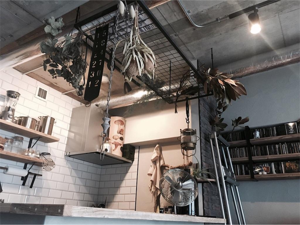 リノベーション後のキッチンの様子