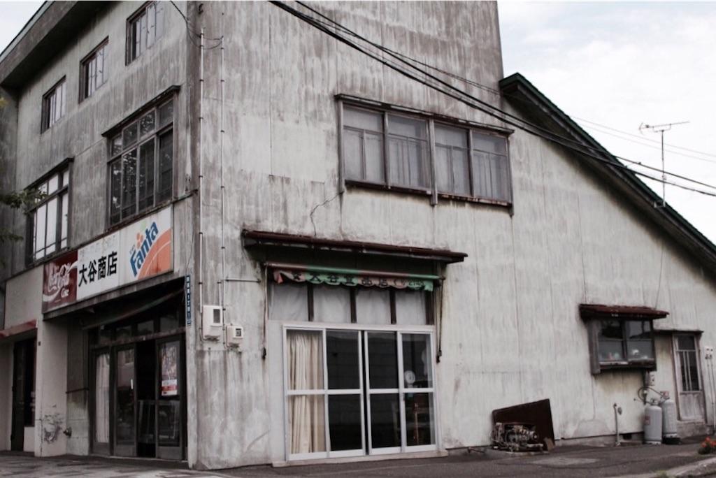長沼にある商店