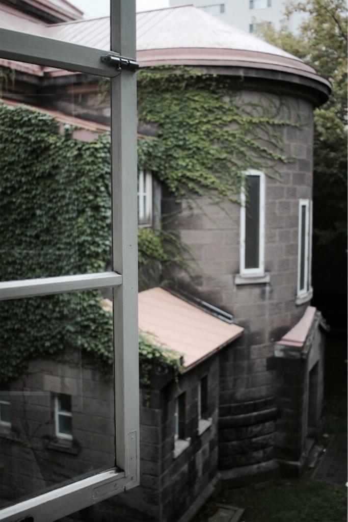 歴史的建造物でもある札幌市資料館