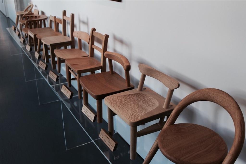 歴代の「君の椅子」