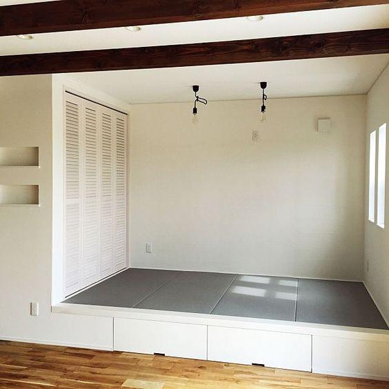 小上がりのあるマンション