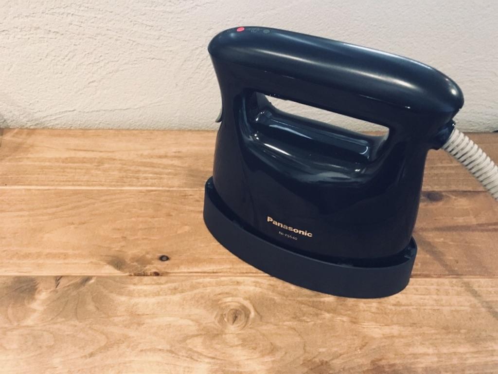 Panasonic(パナソニック)の衣類スチーマー『NI-FS540』