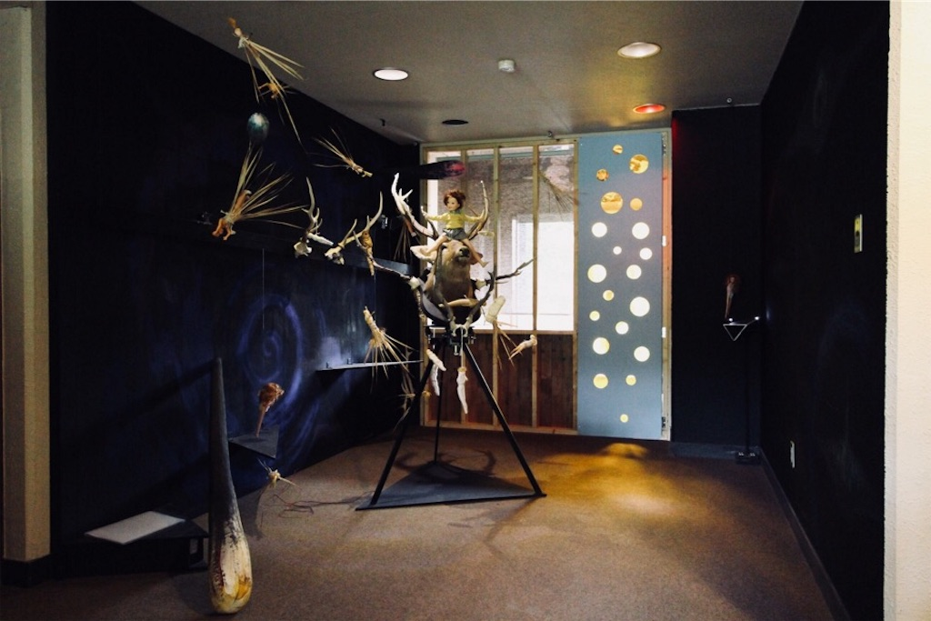ARtINn 極寒藝術伝染装置・野田智之さんによる「宇宙シリーズ」
