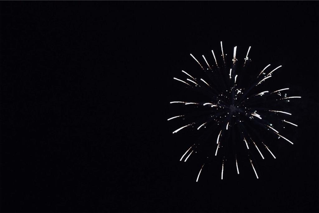 Canon EOS Kiss X7で撮影した勝毎(かちまい)花火