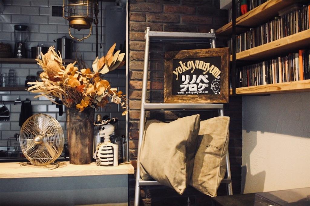 ヨコヤムヤムの部屋とブログ看板