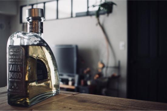 ボトルデザインもおしゃれなプレミアムテキーラ