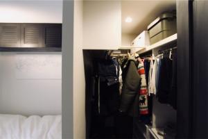 寝室&ウォークインクローゼット