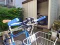 [自転車]割とかっこいい?