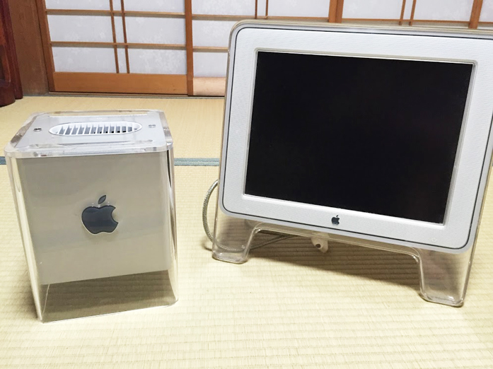 Power Mac G4 cubeの画像