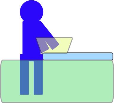 高温手足浴図2