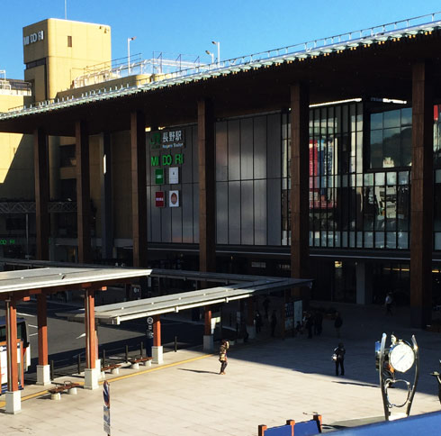 長野駅画像