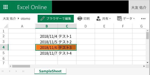 TypescriptからMicrosoft Graph API使ってSharePointやOneDrive
