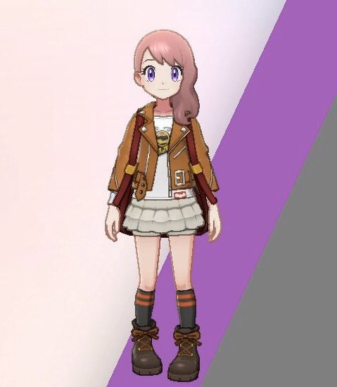 ポケモン剣盾】男・女主人公キャラメイク!おしゃれ着せ替え
