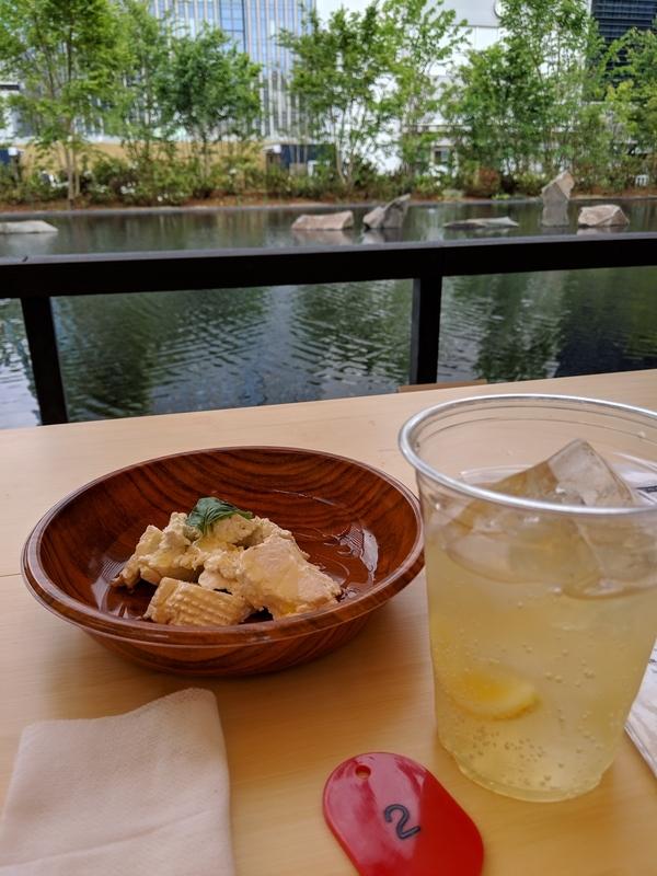 日本橋三越の屋上、チーズファイサル