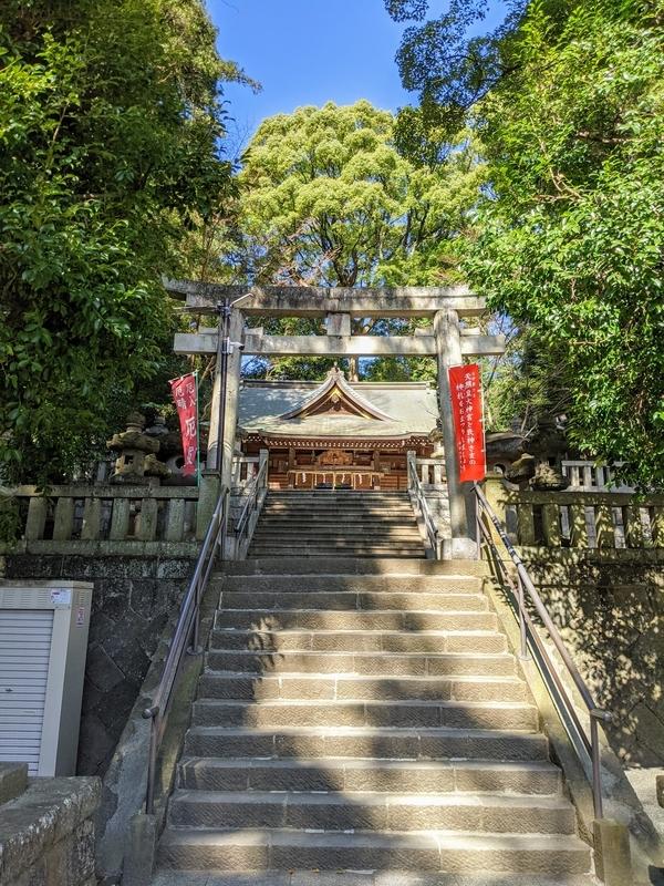 五所神社拝殿