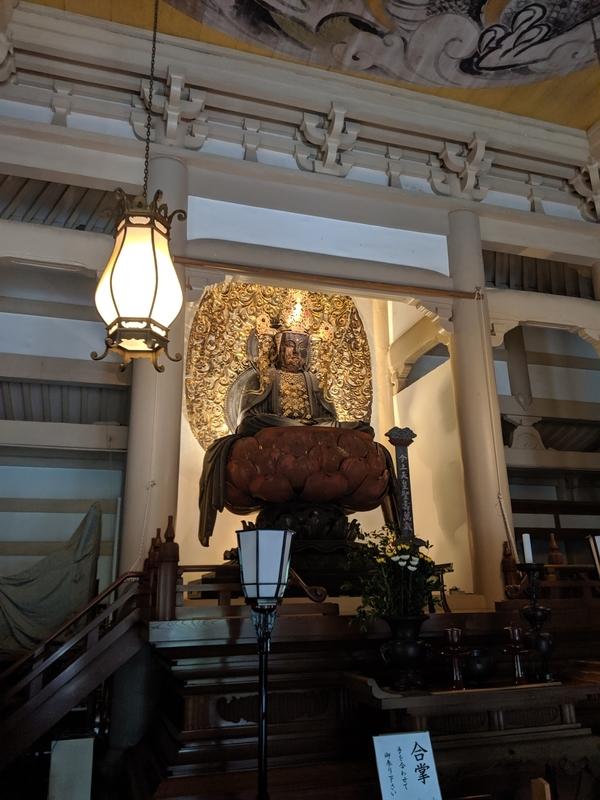円覚寺の仏殿