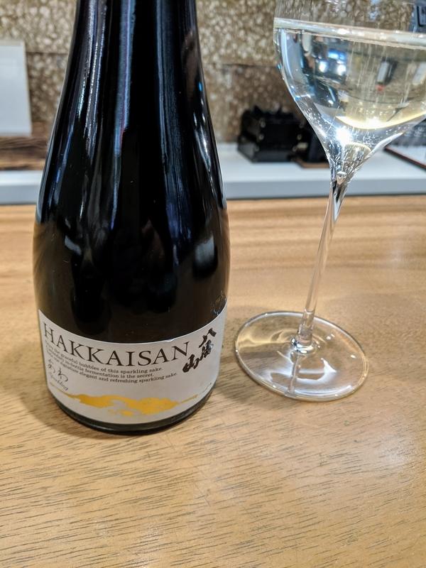 「あわ」という名の発泡性日本酒