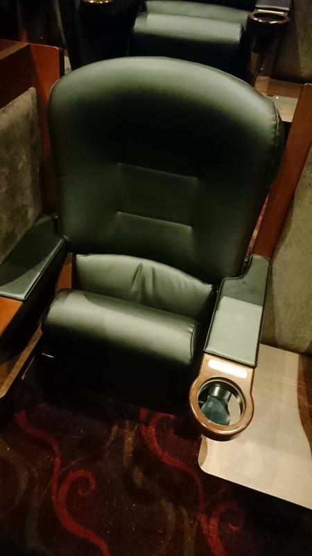 プレミアムボックスシート