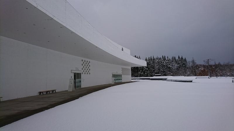 青森県立美術館外観