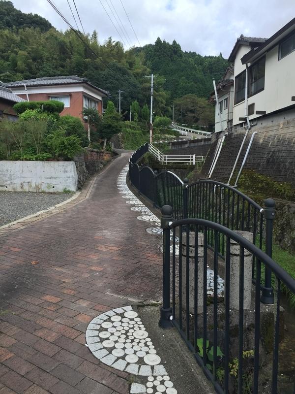 窯元への道2