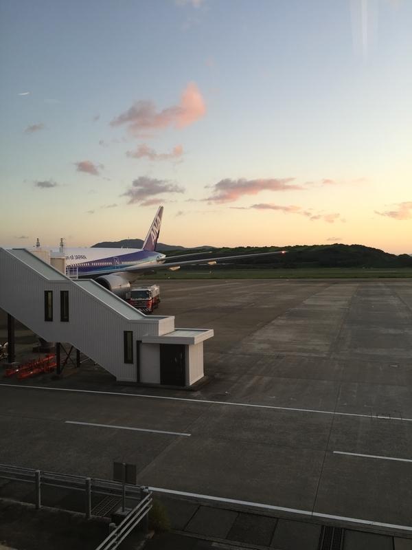長崎空港の優美