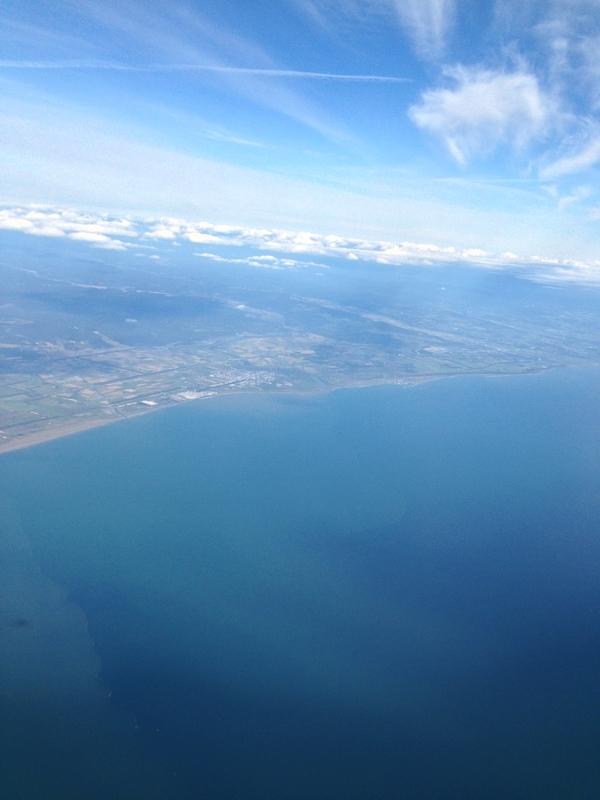 北海道にお別れ