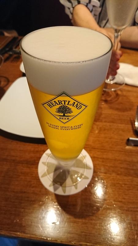エノテカ眞 ビール