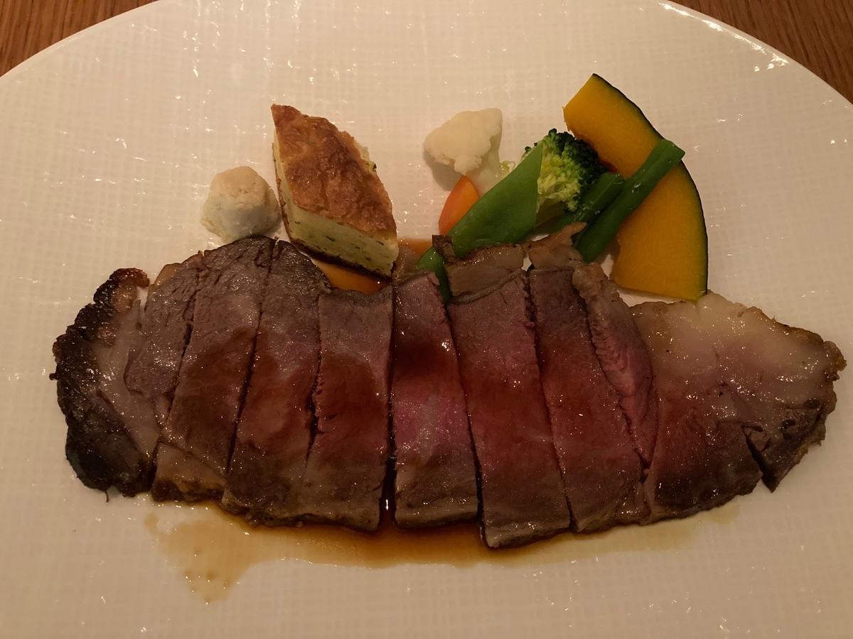 肉料理、ローストビーフ、プレミアムディナー、グランドキッチン、パレスホテル、ホテルディナー