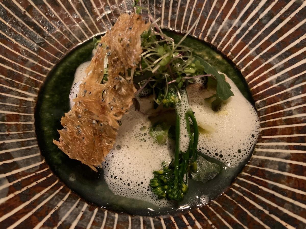 ザタヴァン、アンダーズ東京、鮮魚のグリル、魚料理
