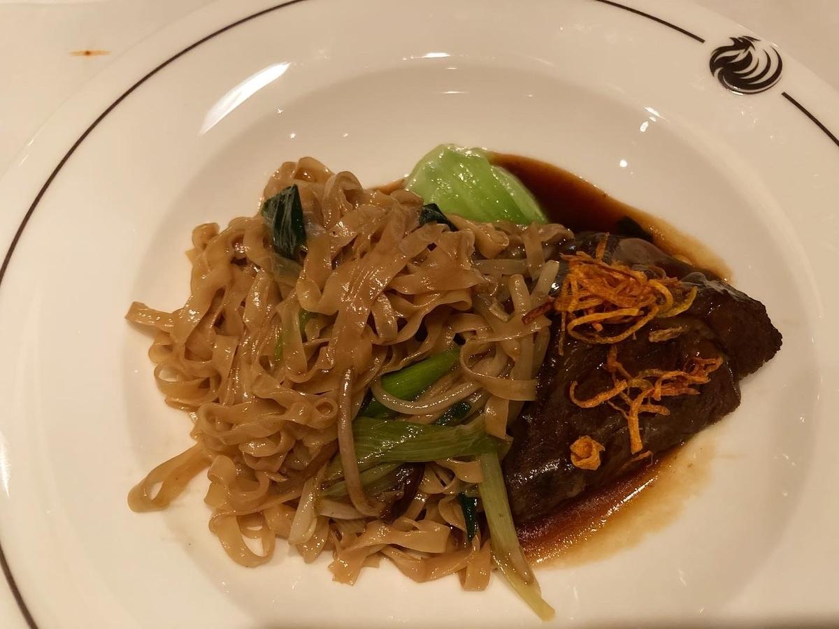 山形牛、香港麺、ヘイフンテラス、
