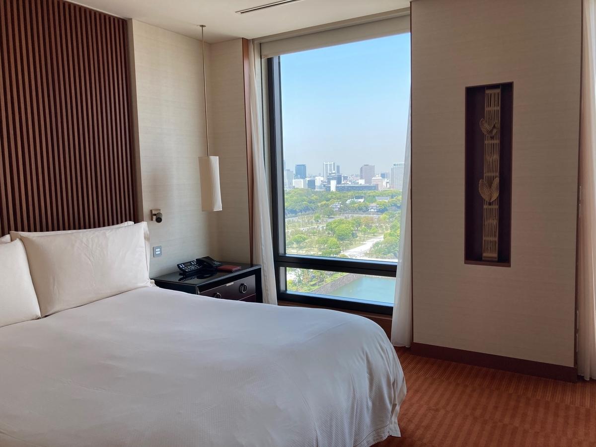 部屋、ザペニンシュラ東京、グランドプレミアガーデンルーム