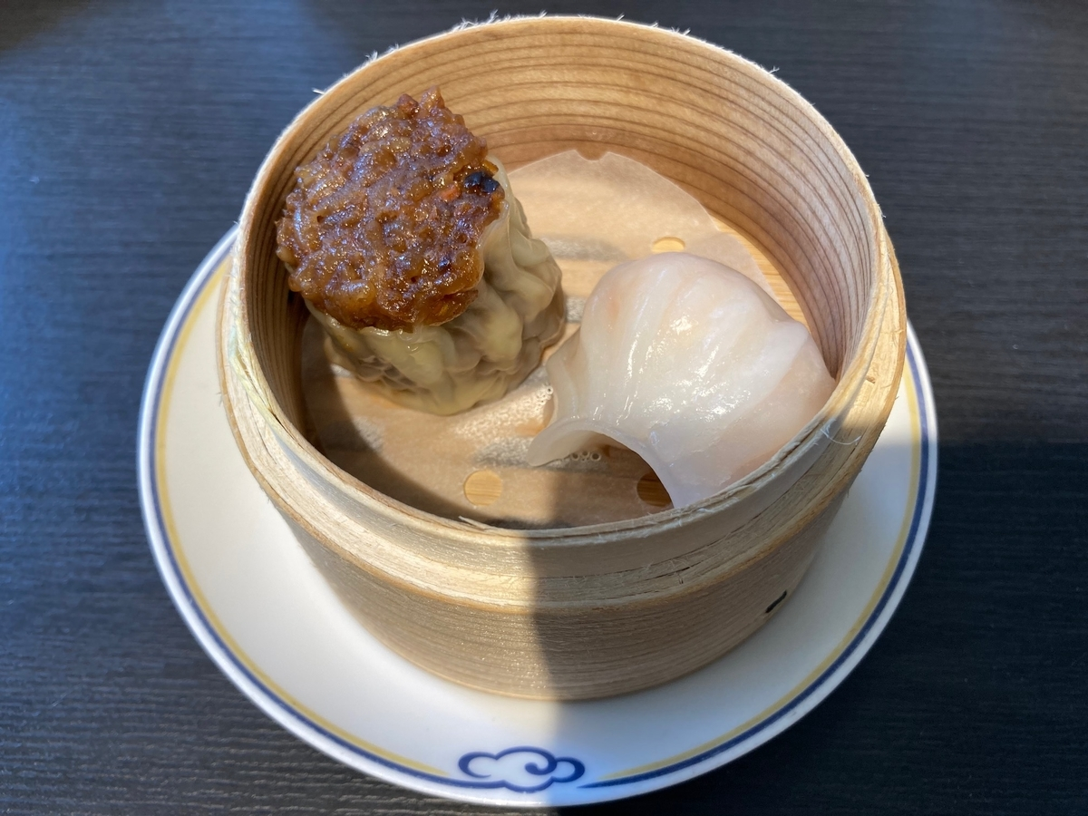 点心、中華料理、翡翠宮、ハイアットリージェンシー