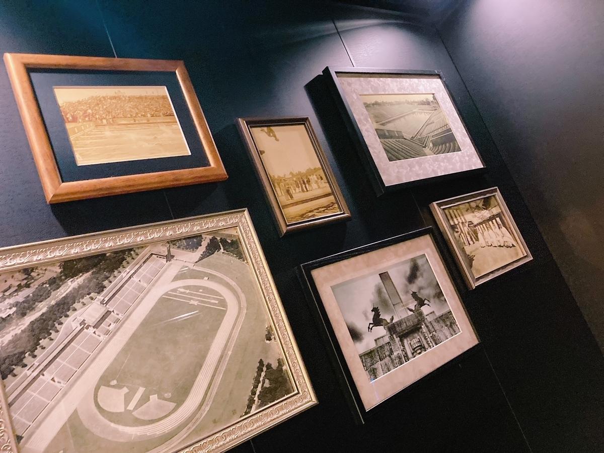 エレベーター、オリンピック、写真、競技場