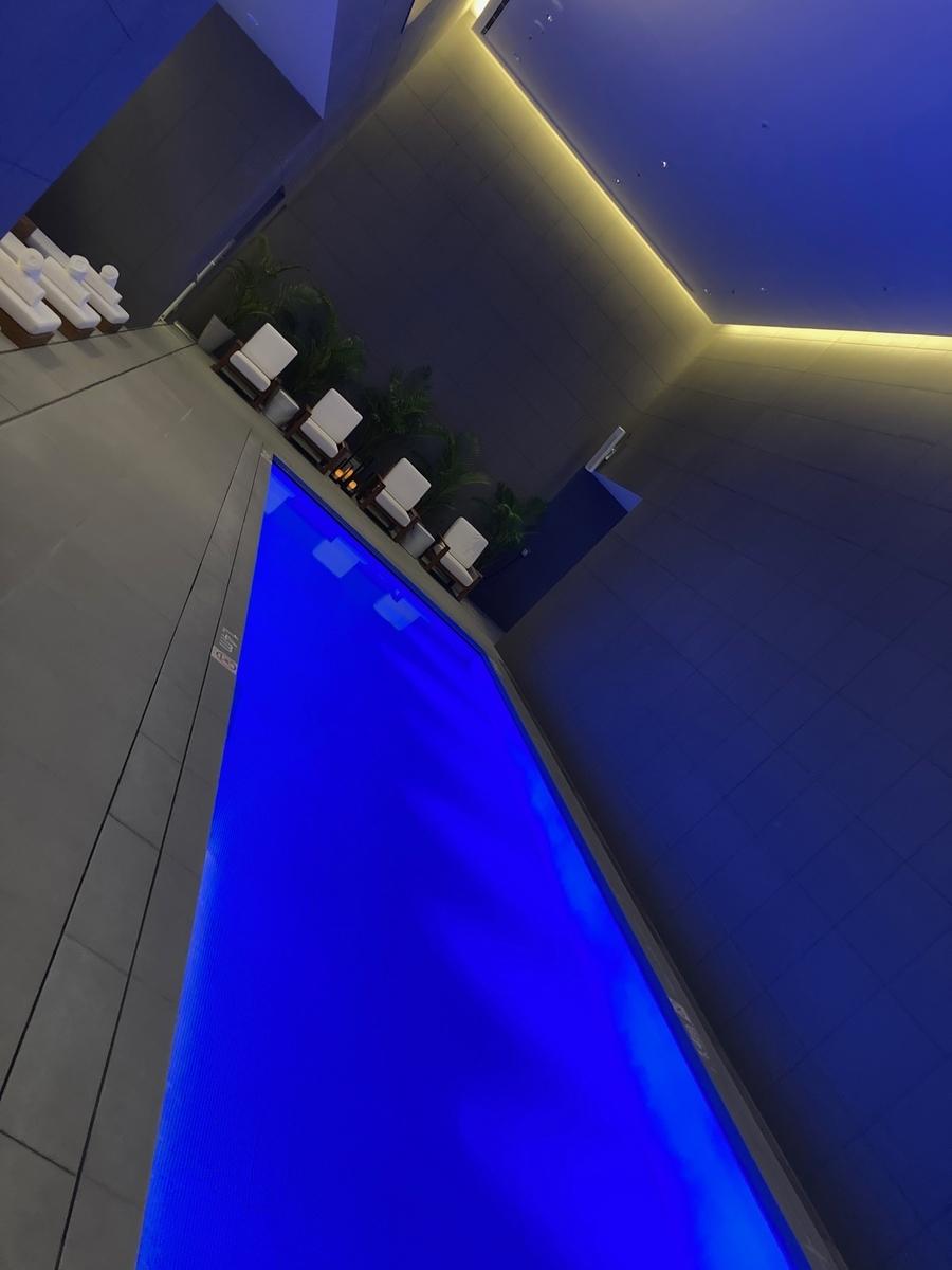 プール、ホテルプール、SPA