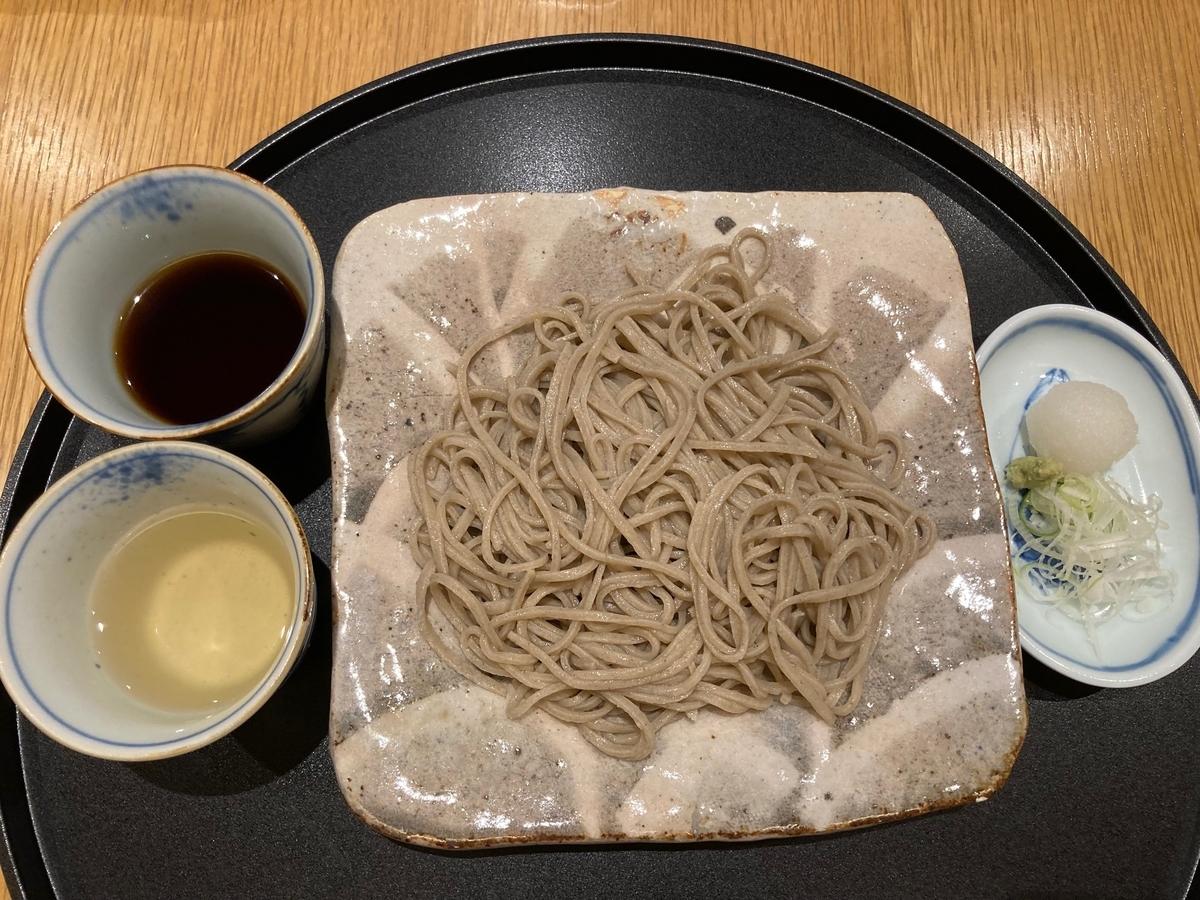 加賀、手打ち蕎麦