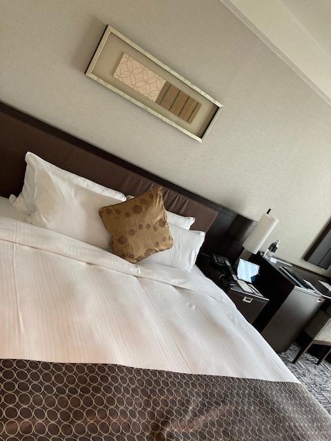 部屋、ホテルニューオータニ