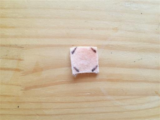 手作り くるみボタン ヘアゴム 作り方